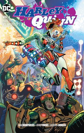 Harley Quinn Vol. 1: Harley Vs. Apokolips by Sam Humphries