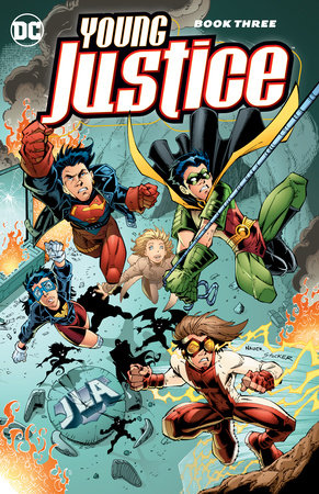 Young Justice Book Three by Peter David