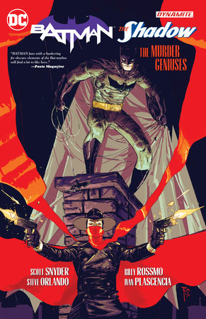 Batman/The Shadow: The Murder Geniuses by Steve Orlando and Scott Snyder