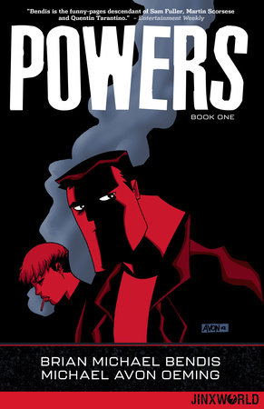 Powers Book One by Brian Michael Bendis