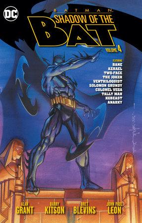 Batman: Shadow of the Bat Vol. 4 by Alan Grant