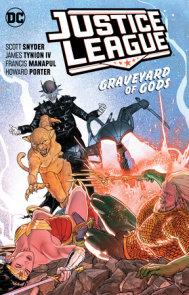 Justice League Vol. 2: Graveyard of Gods