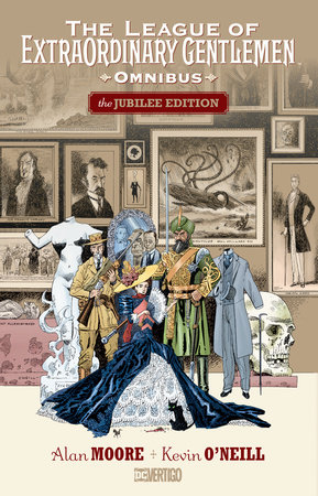 The League of Extraordinary Gentlemen: The Jubilee Edition by Alan Moore