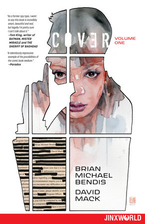 Cover Vol. 1 by Brian Michael Bendis