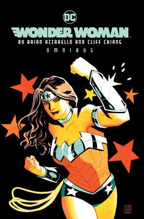 Wonder Woman by Brian Azzarello & Cliff Chiang Omnibus by Brian Azzarello