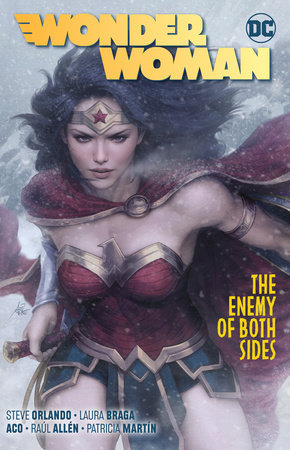Wonder Woman Vol. 9: The Enemy of Both Sides by Steve Orlando