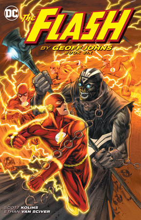 The Flash by Geoff Johns Book Six by Geoff Johns