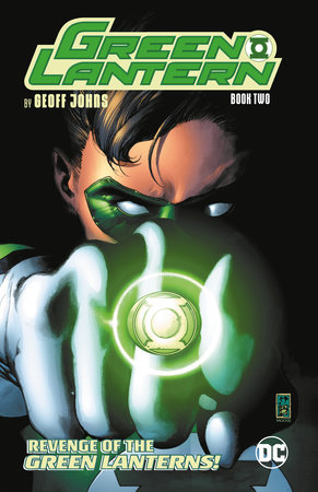 Green Lantern by Geoff Johns Book Two by Geoff Johns