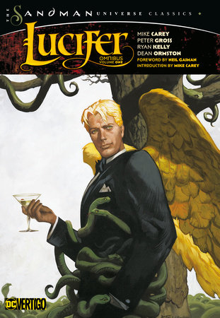 Lucifer Omnibus Vol. 1 (The Sandman Universe Classics) by Mike Carey