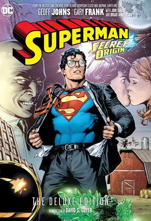 Superman: Secret Origin Deluxe Edition by Geoff Johns