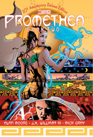 Promethea: The 20th Anniversary Deluxe Edition Book Two by Alan Moore
