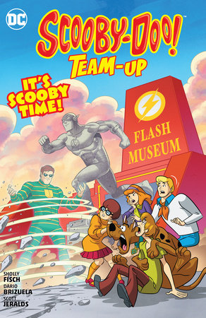 Scooby-Doo Team-Up: It's Scooby Time! by Sholly Fisch