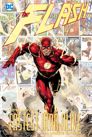 The Flash: 80 Years of the Fastest Man Alive by Various