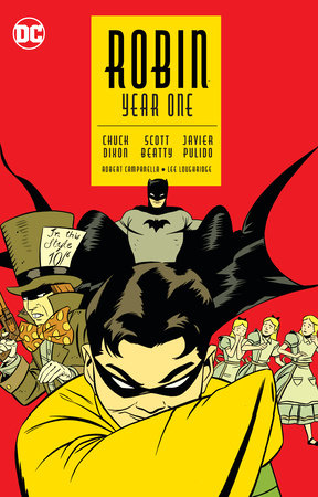 Robin: Year One by Chuck Dixon
