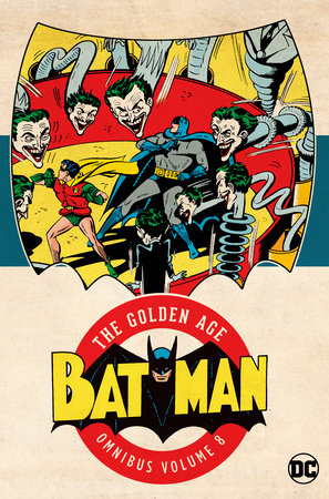 Batman: The Golden Age Omnibus Vol. 8 by Various