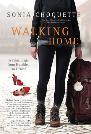 Walking Home by Sonia Choquette