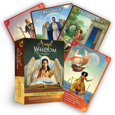 Angel Wisdom Tarot by Radleigh Valentine