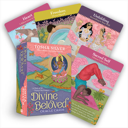 Divine Beloved Oracle Cards by Tosha Silver