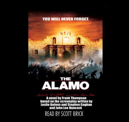 The Alamo by Frank Thompson