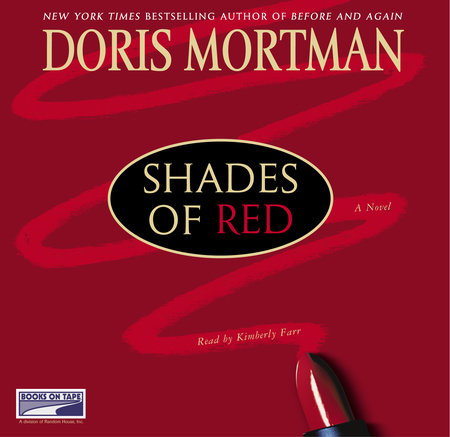 Shades of Red by Doris Mortman