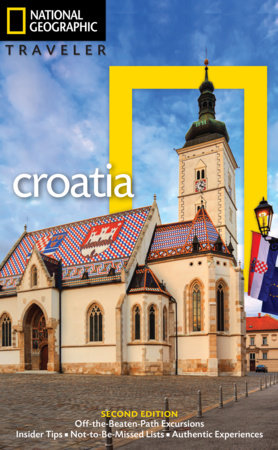 National Geographic Traveler: Croatia, 2nd Edition by Rudolf Abraham