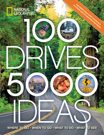 100 Drives, 5,000 Ideas by Joe Yogerst