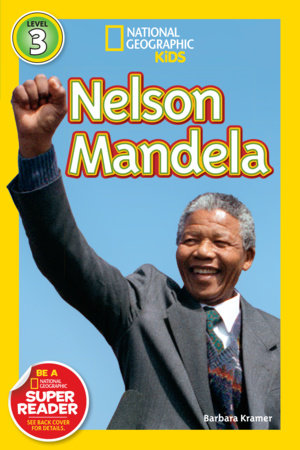 National Geographic Readers: Nelson Mandela