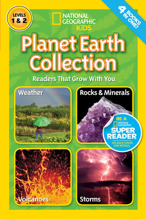 National Geographic Readers: Planet Earth Collection by National Geographic Kids