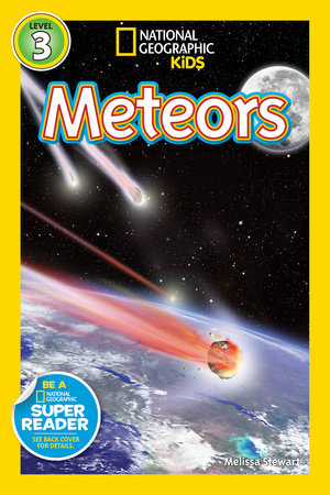 National Geographic Readers: Meteors by Melissa Stewart