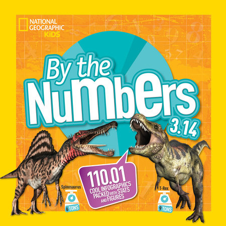 By the Numbers 3.14 by National Geographic Kids
