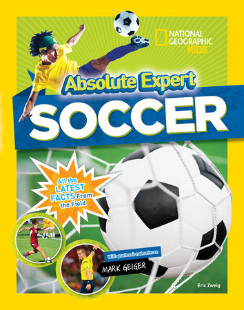 Absolute Expert: Soccer by Eric Zweig