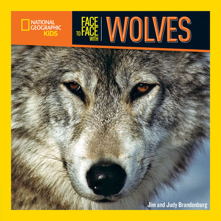 Face to Face with Wolves by Jim Brandenburg and Judy Brandenburg