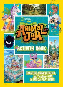 Animal Jam Activity Book