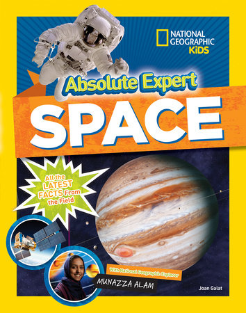 Absolute Expert: Space by Joan Marie Galat