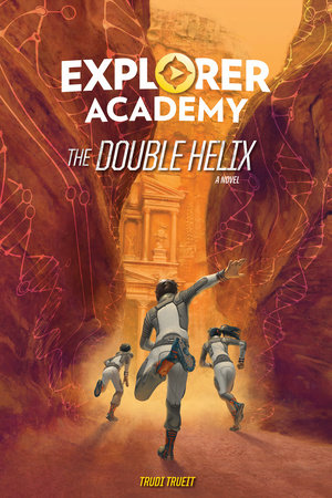 Explorer Academy: The Double Helix (Book 3) by Trudi Trueit