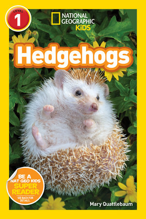 National Geographic Readers: Hedgehogs (L1) by Mary Quattlebaum