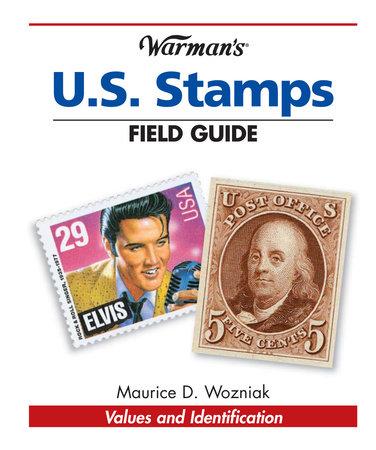 Warman's U.S. Stamps Field Guide by Maurice Wozniak
