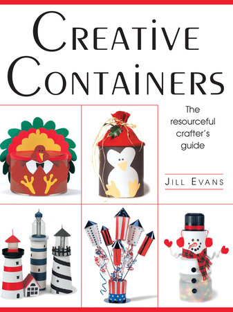Creative Containers by Jill Evans