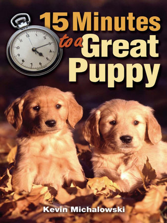 15 Minutes to a Great Puppy by Kevin Michalowski
