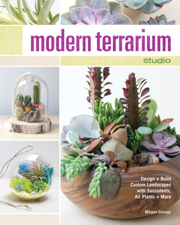 Modern Terrarium Studio by Megan George