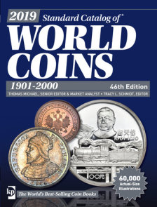 2019 Standard Catalog of World Coins, 1901-2000