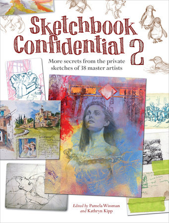 Sketchbook Confidential 2 by