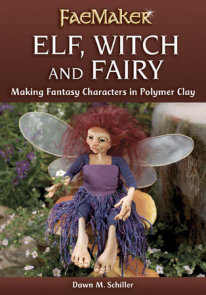 Elf, Witch and Fairy
