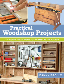 Practical Woodshop Projects