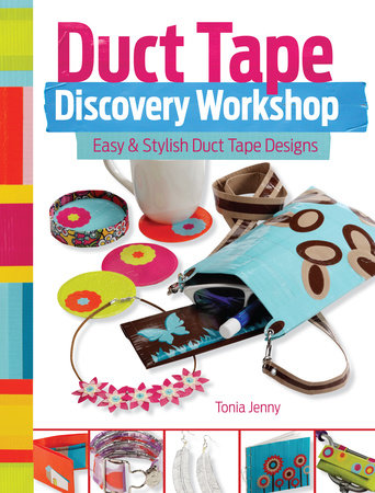 Duct Tape Discovery Workshop by Tonia Jenny