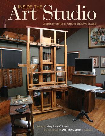 Inside The Art Studio by