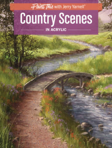 Country Scenes in Acrylic