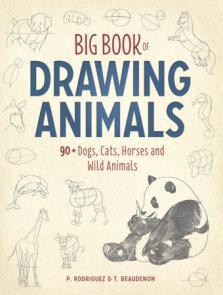 Big Book of Drawing Animals