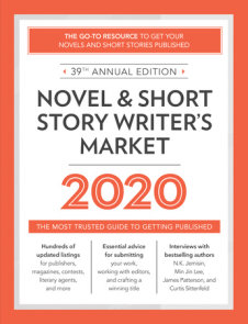 Novel & Short Story Writer's Market 2020