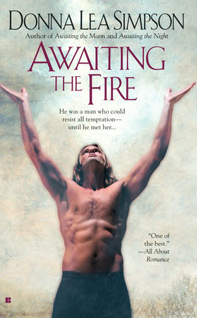 Awaiting the Fire by Donna Lee Simpson